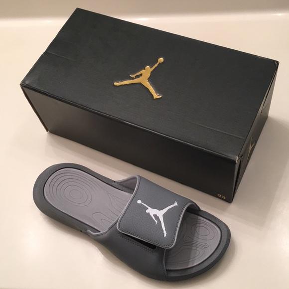 7471019c772f0 Nike Jordan Men s Hydro Sandal